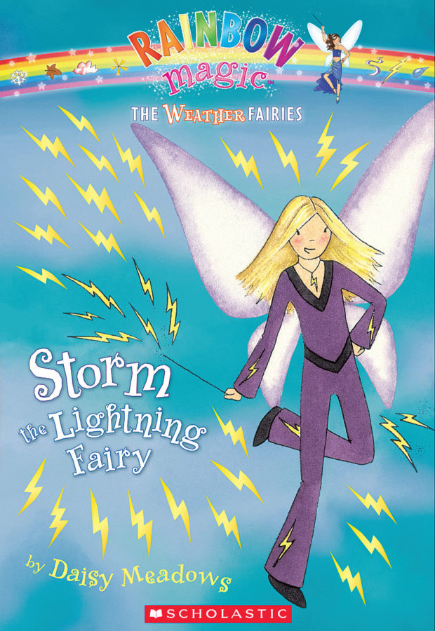 Daisy Meadows - Storm the Lightning Fairy