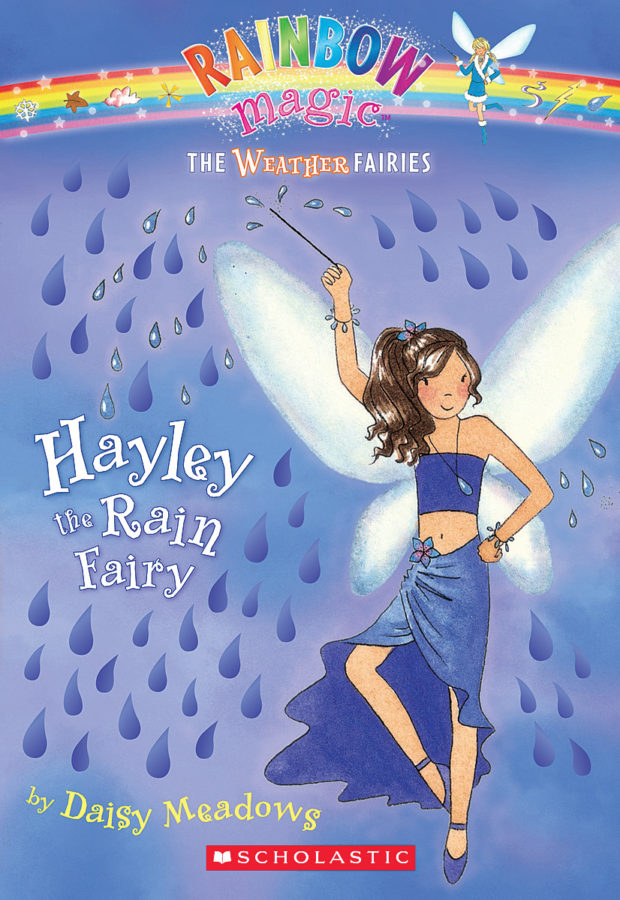 Daisy Meadows - Hayley the Rain Fairy