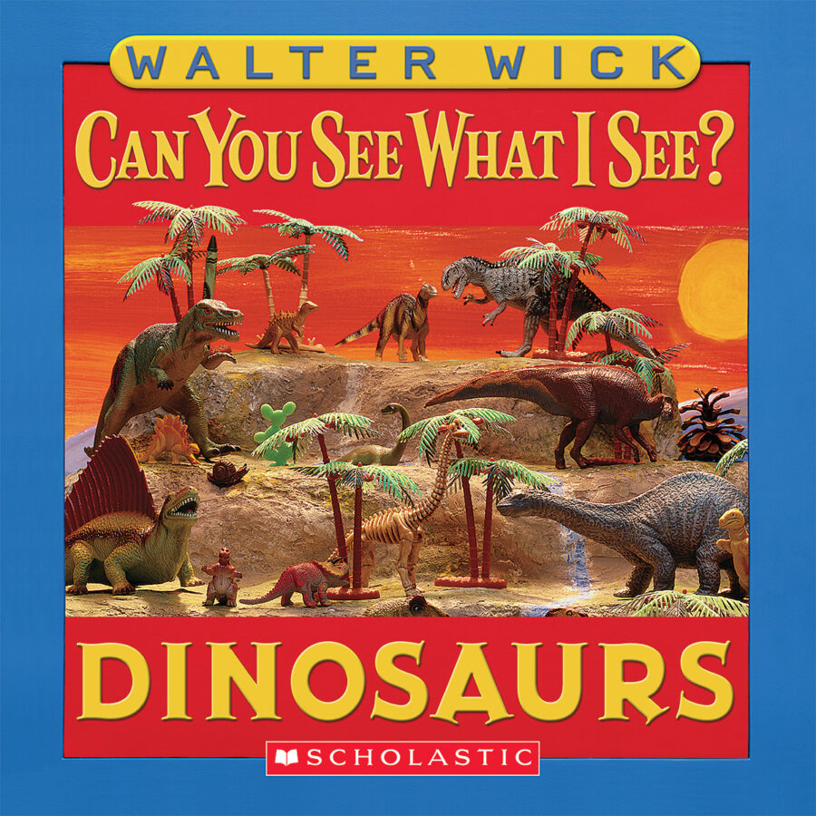 Walter Wick - Can You See What I See? Dinosaurs