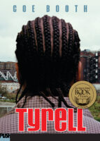 booktalk for tyrell by coe booth scholastic