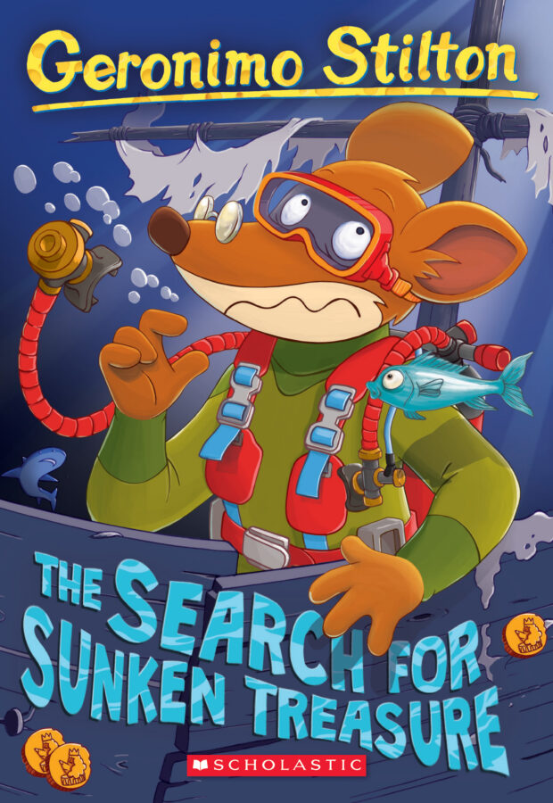 Geronimo Stilton - The Search for Sunken Treasure