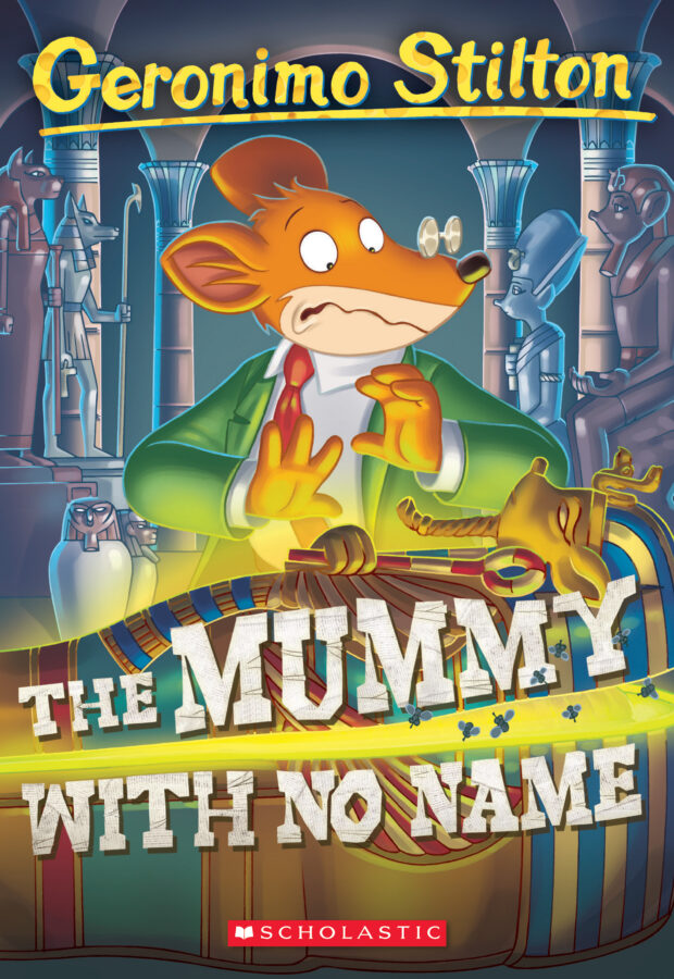 Geronimo Stilton - Geronimo Stilton #26: The Mummy with No Name