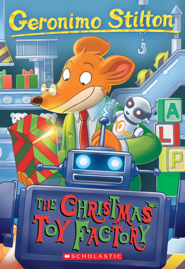 Geronimo Stilton - The Christmas Toy Factory