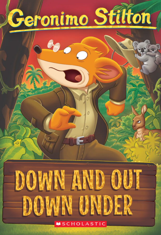 Geronimo Stilton - Down and Out Down Under
