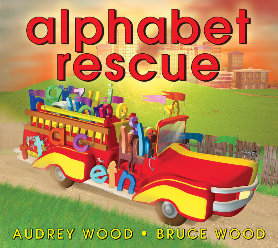 Bruce Wood - Alphabet Rescue