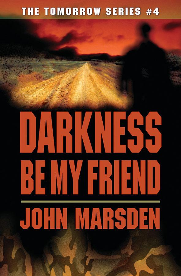John Marsden - Darkness Be My Friend