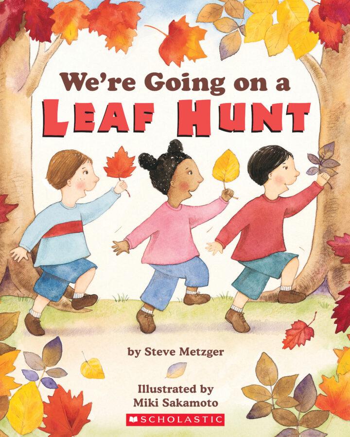 Steve Metzger - We're Going on a Leaf Hunt