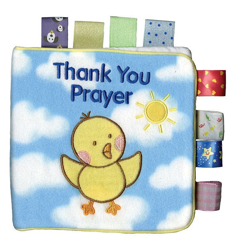Will Grace - My First Taggies Book: The Thank You Prayer