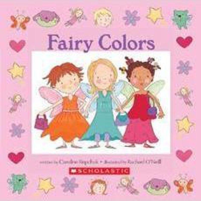 Caroline Repchuk - Fairy Colors