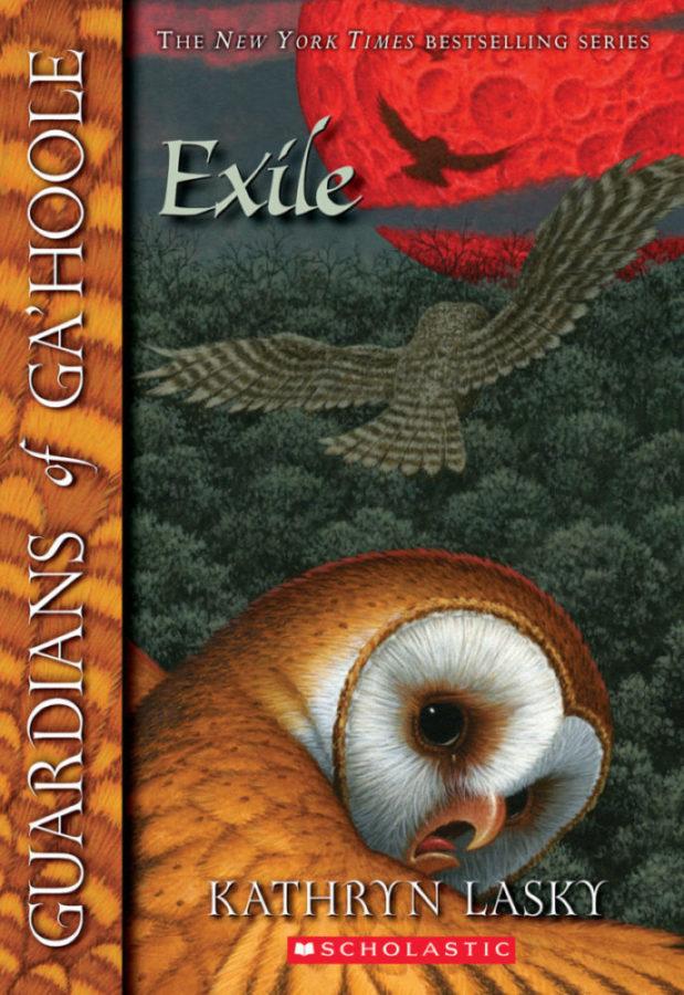 Kathryn Lasky - Guardians of Ga'Hoole #14: Exile