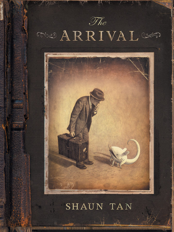 Shaun Tan - The Arrival