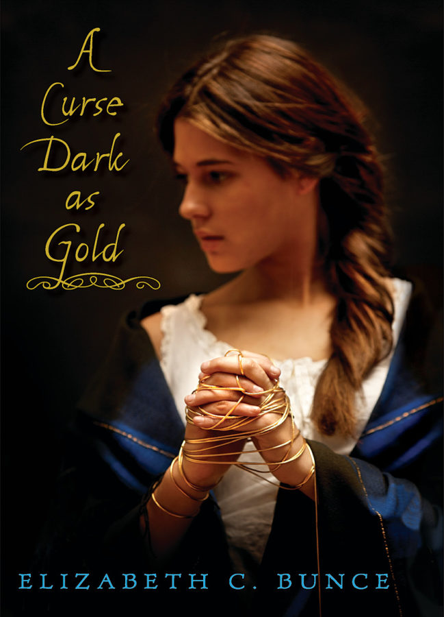 Elizabeth C. Bunce - A Curse Dark as Gold