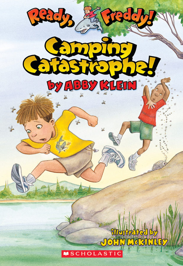 Abby Klein - Camping Catastrophe!