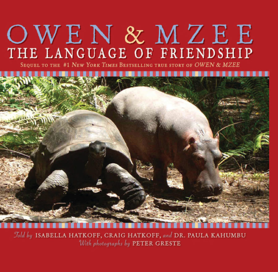 Craig Hatkoff - Owen & Mzee: The Language of Friendship