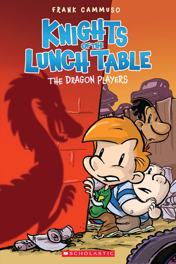 Frank Cammuso - Knights of the Lunch Table #2: The Dragon Players