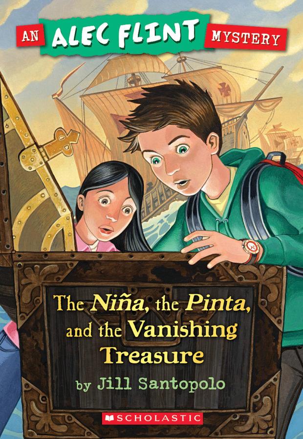 Jill Santopolo - An Alec Flint Mystery #1: The Nina, The Pinta, and the Vanishing Treasure