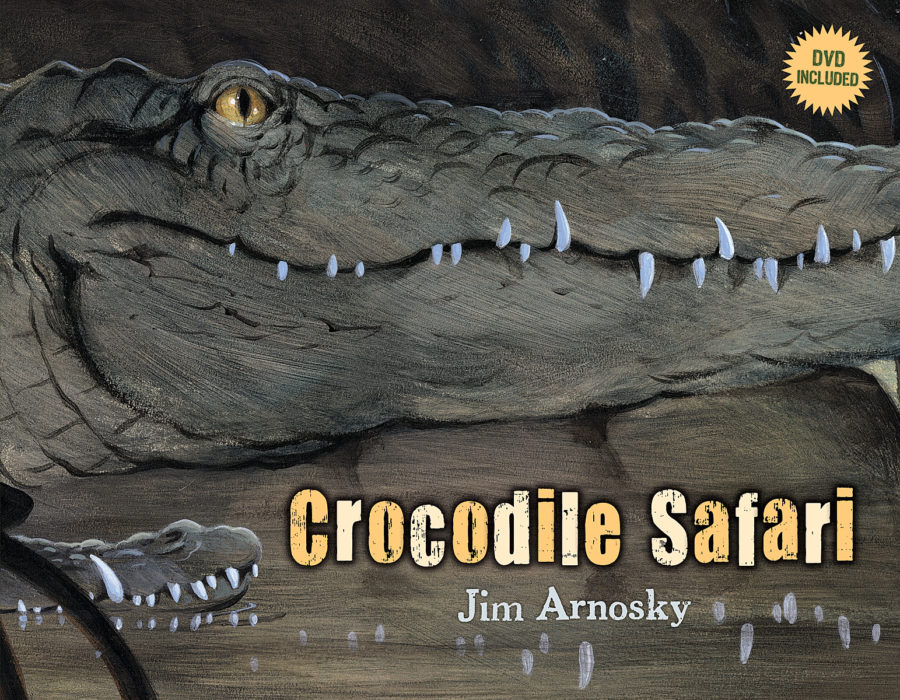 Jim Arnosky - Crocodile Safari