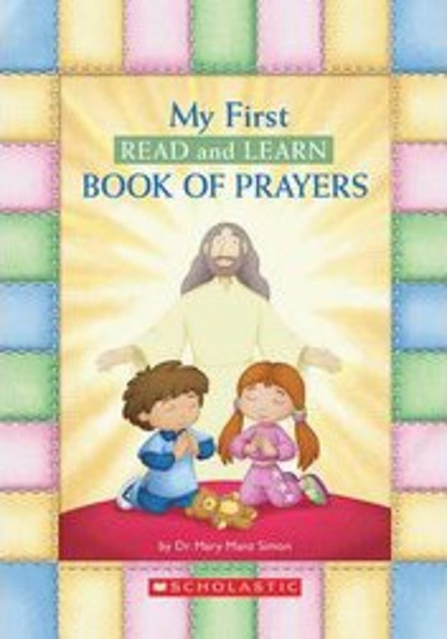 Dr. Mary Manz Simon - My First Read and Learn Book of Prayers