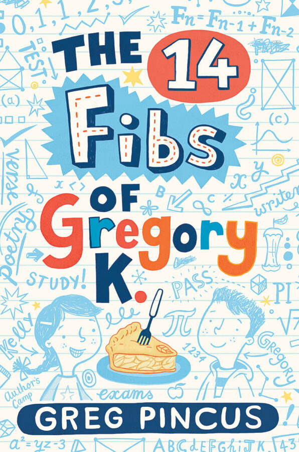 Greg Pincus - 14 Fibs of Gregory K., The