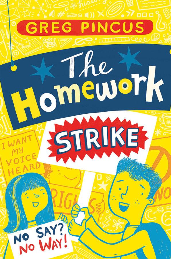 Greg Pincus - Homework Strike, The