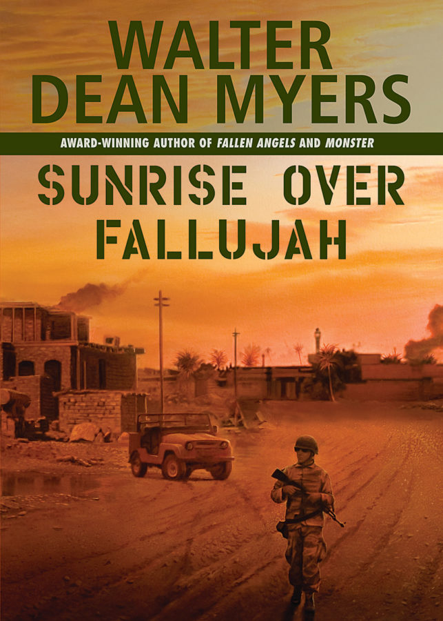 Walter Dean Myers - Sunrise Over Fallujah