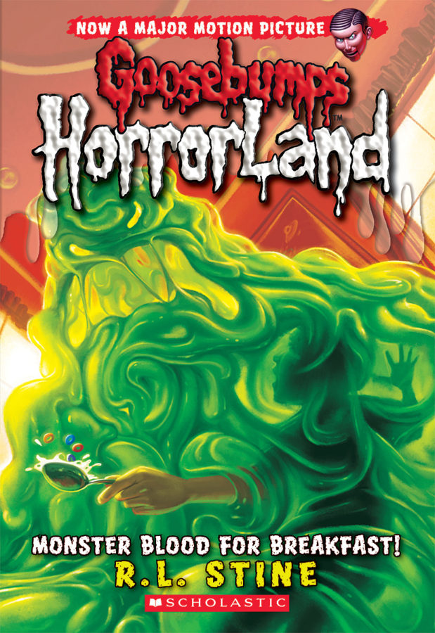 R. L. Stine - Goosebumps HorrorLand #03: Monster Blood for Breakfast!