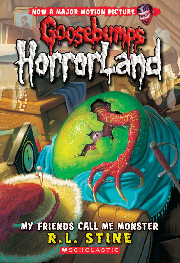 R. L. Stine - My Friends Call Me Monster