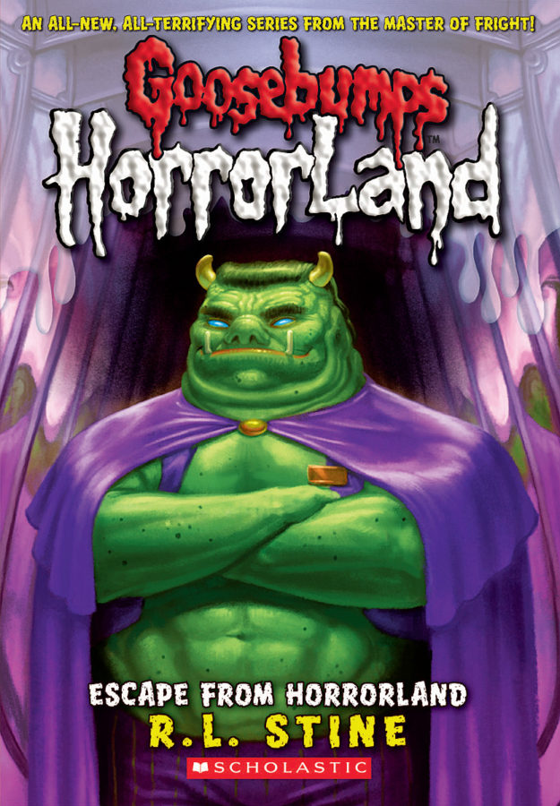 R. L. Stine - Escape from Horrorland