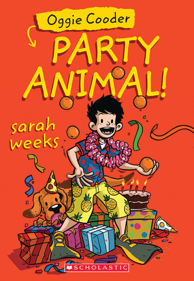 Sarah Weeks - Oggie Cooder, Party Animal