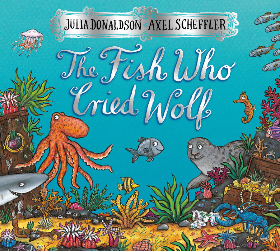 Julia Donaldson - Fish Who Cried Wolf, The