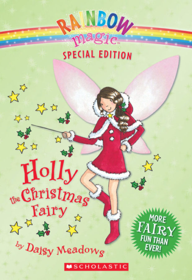 Daisy Meadows - Holly the Christmas Fairy