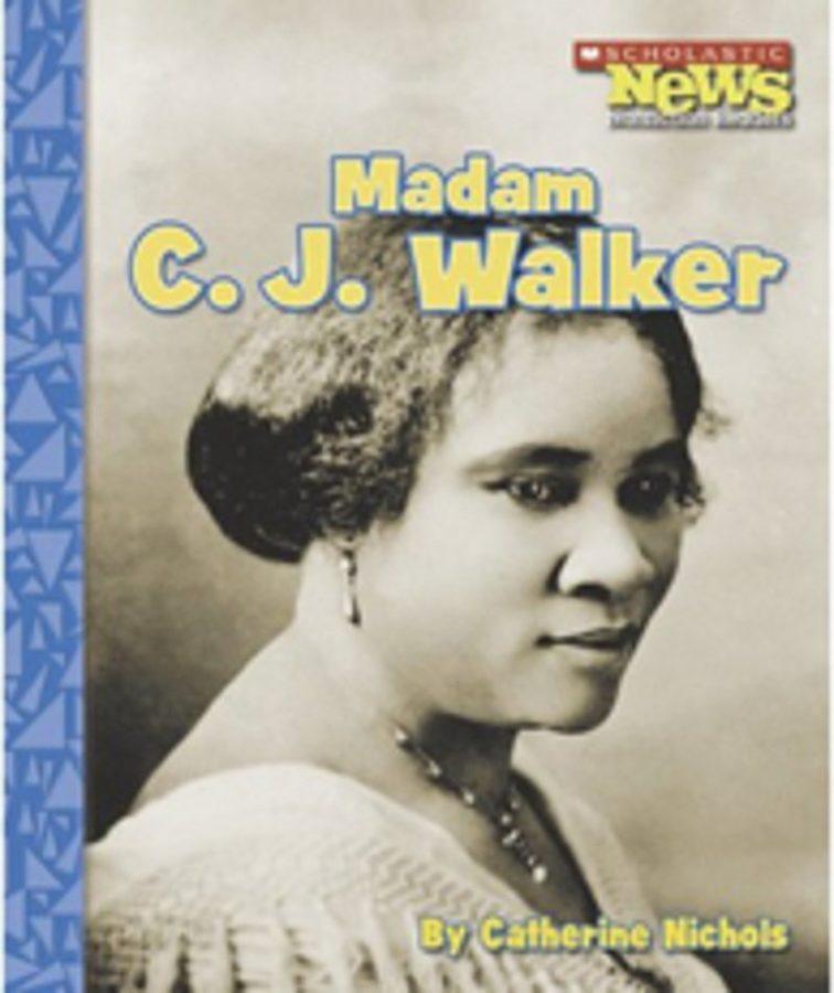 Catherine Nichols - Madam C. J. Walker