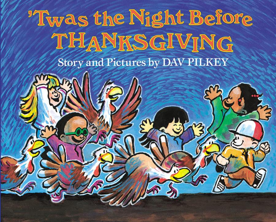 Dav Pilkey - 'Twas the Night Before Thanksgiving