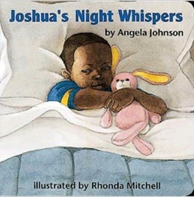 Angela Johnson - Joshua's Night Whispers