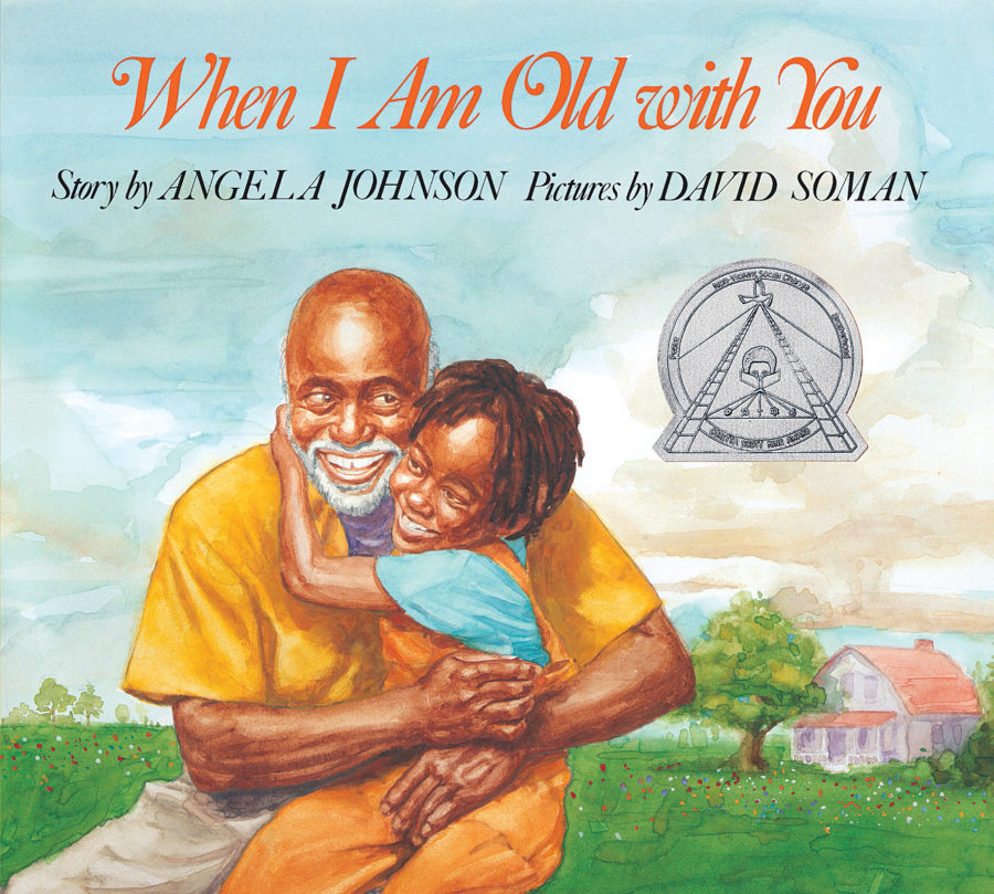 Angela Johnson - When I Am Old with You