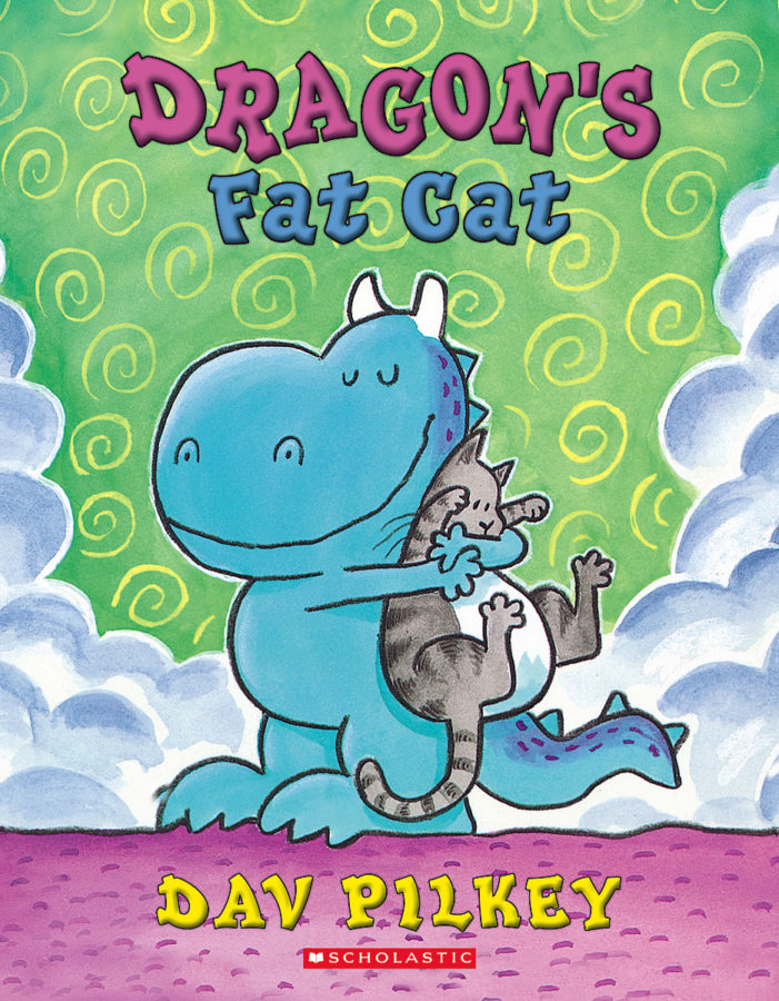 Dav Pilkey - Dragon's Fat Cat
