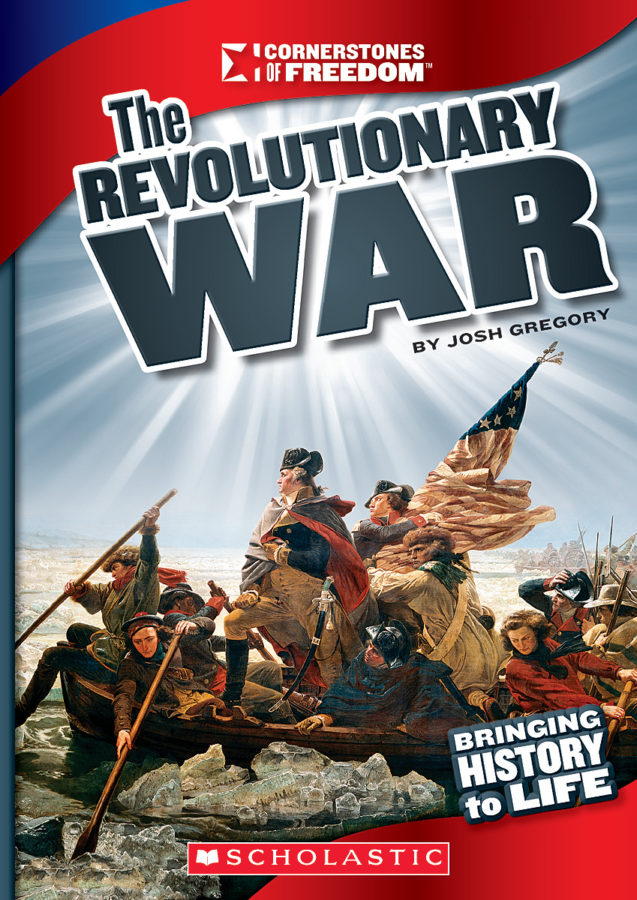 Josh Gregory - Revolutionary War, The