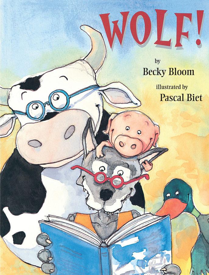 Becky Bloom - Wolf!