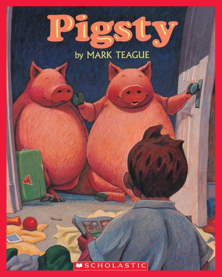 Mark Teague - Pigsty Audiobook