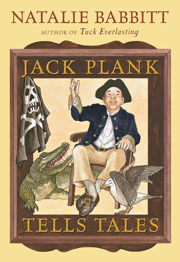 Natalie Babbitt - Jack Plank Tells Tales