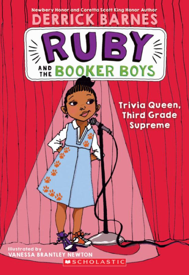 Derrick D. Barnes - Ruby and the Booker Boys #2: Trivia Queen, Third Grade Supreme