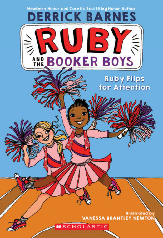 Derrick D. Barnes - Ruby and the Booker Boys #4: Ruby Flips for Attention