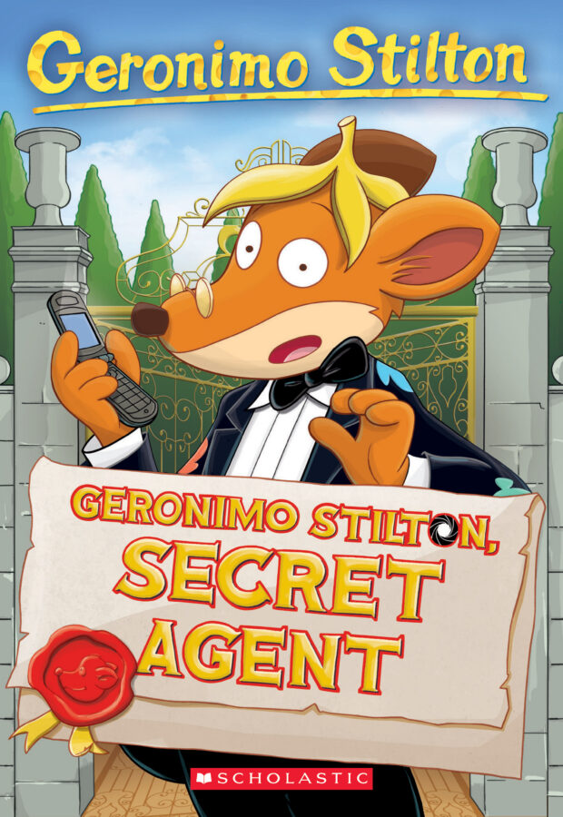 Geronimo Stilton - Geronimo Stilton, Secret Agent