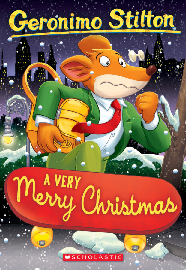 Geronimo Stilton - A Very Merry Christmas