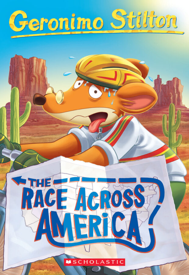 Geronimo Stilton - The Race Across America