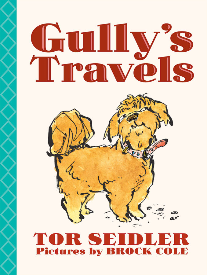 Tor Seidler - Gully's Travels
