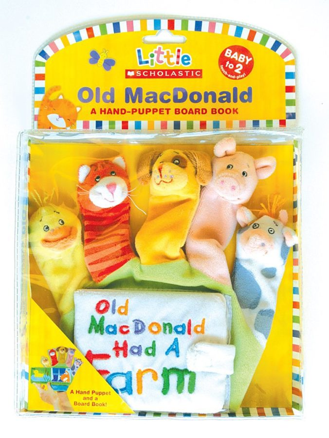 Jill Ackerman - Old MacDonald