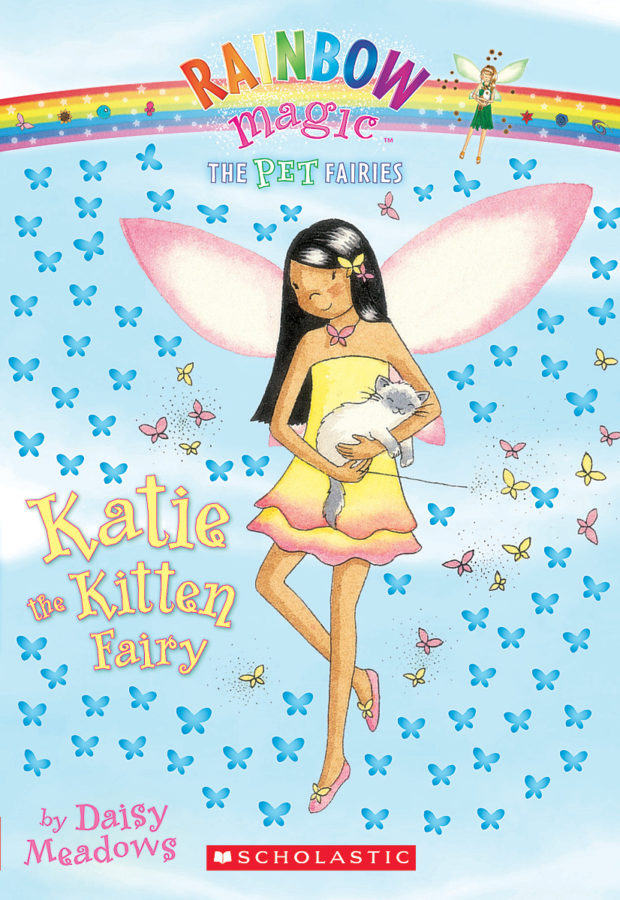 Daisy Meadows - Katie the Kitten Fairy
