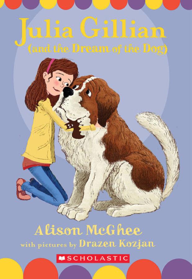Alison McGhee - Julia Gillian (and the Dream of the Dog)