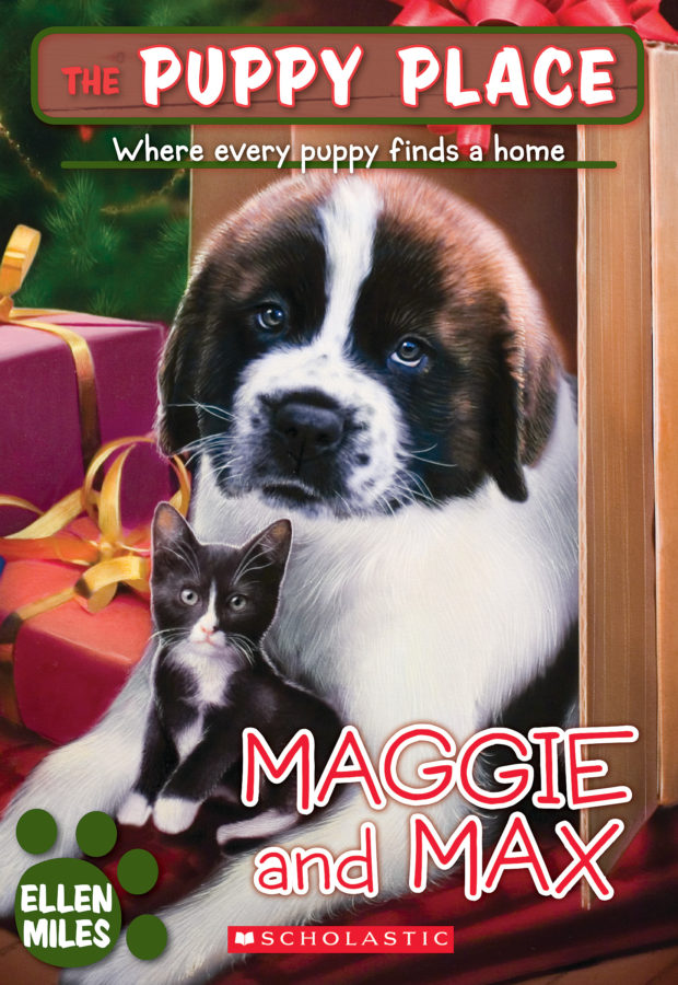 Ellen Miles - Maggie and Max